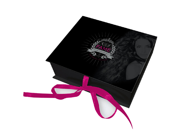 Hair Extensions Boxes