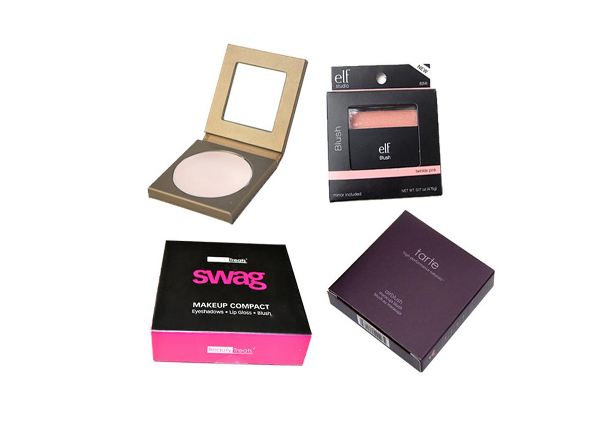 Compact Blushes Box