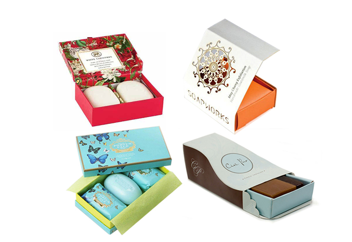 Luxury Soap Boxes