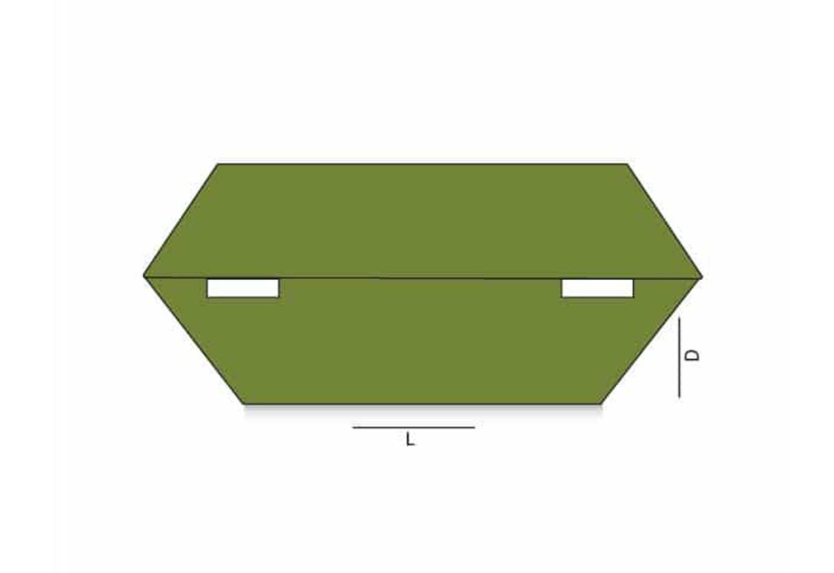 Sleeve Taper Panel