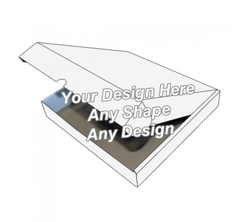 Cardboard - Flap Packaging Boxes