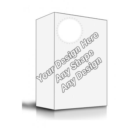 Die Cut - Software Packaging Boxes