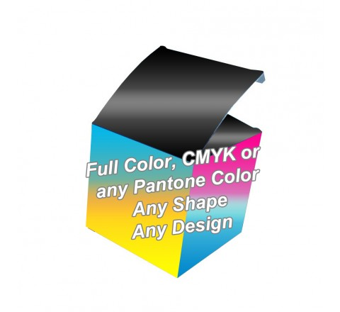 Full Color - Cube Boxes
