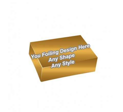 Golden Foiling - Stress Relief Toys Packaging