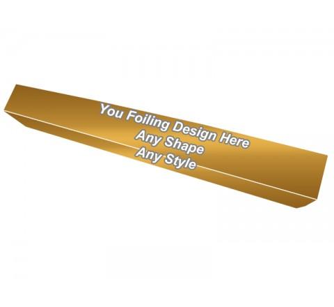 Golden Foiling - Spark Plug Packaging Boxes
