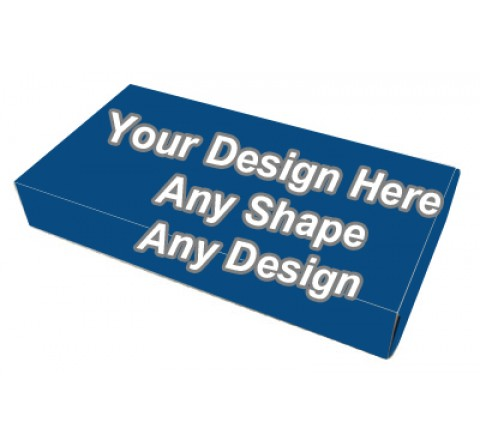 Matte Finish Boxes - Window Packaging Boxes