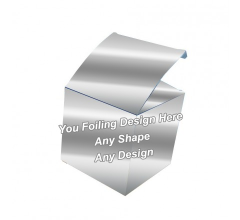 Silver Foiling - Belt Packaging Boxes