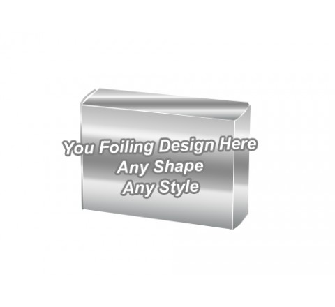 Silver Foiling - Cheese Packaging Boxes