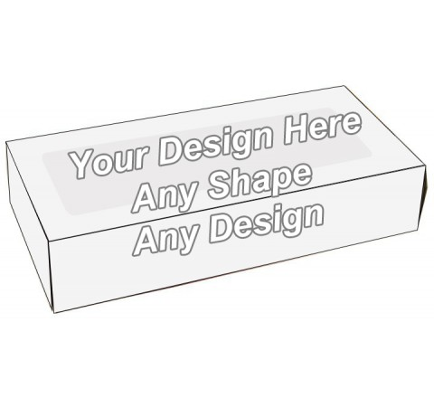 Window - Biscuit Packaging Boxes